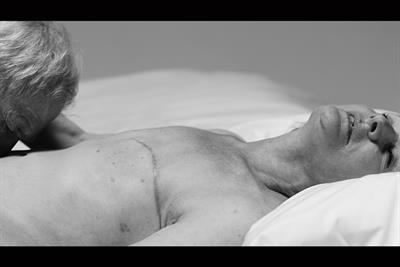 Intimate Relate campaign shows old people still love sex