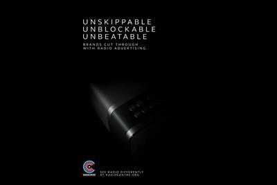 Radiocentre mocks modern marketing in new ads