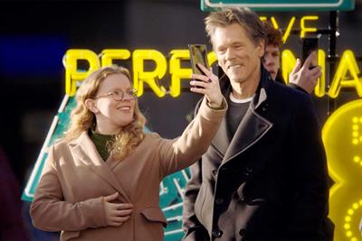 EE rethinks role of Kevin Bacon in advertising