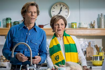 Turkey of the week: Kevin Bacon and Delia Smith make a bad couple in latest EE ad