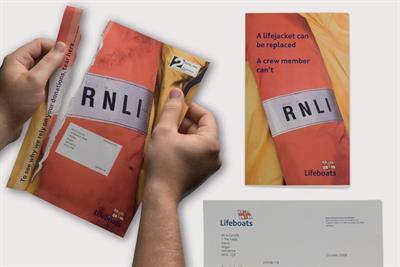 RNLI seeks creative agency ahead of summer campaign