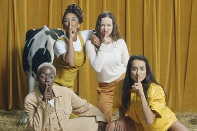 Pick of the Week: Elvie campaign breaks breastfeeding taboos with honesty and humour