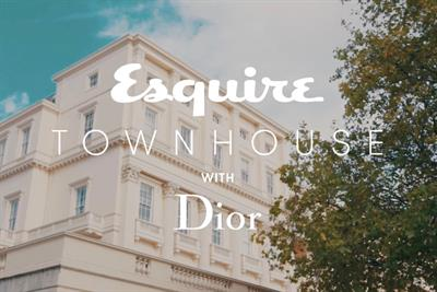 Hearst and Dior reunite for return of Esquire Townhouse