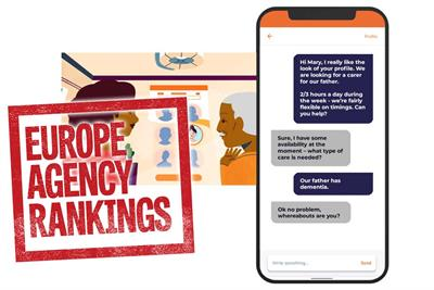Campaign AI Europe agency rankings: Havas leads in creative and media in H1