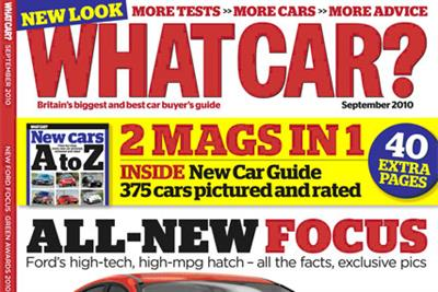 Haymarket relaunches What Car? magazine