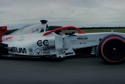F1 taps The Chemical Brothers to create the fastest remix of all time