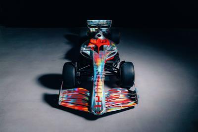 Wieden & Kennedy spot depicts sensory overload of 'new era of Formula One'
