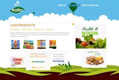 HMDG lands Kallo Organic Foods task