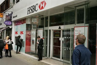 HSBC rethinks strategy with wealth-based plan