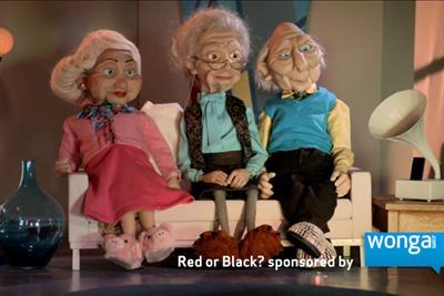 Wonga.com to sponsor Red or Black? game show