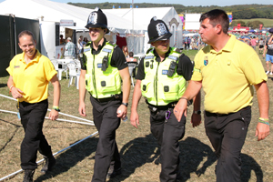 Army can't replace private event security, say suppliers