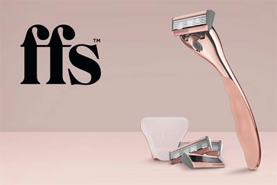 WTF: shaving brand relaunches as FFS following ruling from ad watchdog