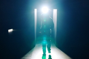 Event TV: Foot Locker creates pitch-black experience for fans