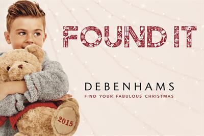Watch: Debenhams Christmas ad celebrates gift giving