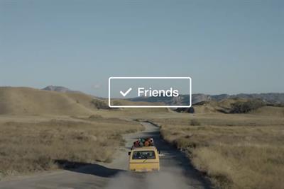 Facebook creates first British TV campaign