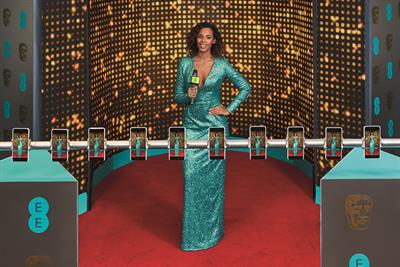 EE's real-time red carpet brings glamour home: Pick of the Month
