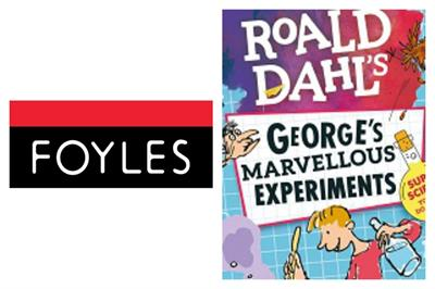 Foyles to stage Roald Dahl-themed event