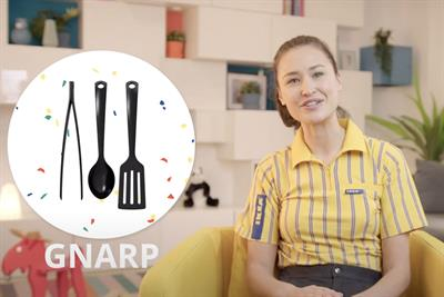 Goda nyheter, föräldrar: Ikea creates Swedish language lessons for kids