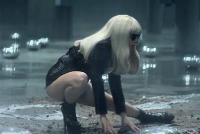 Get ready, says O2, Lady Gaga's on her way