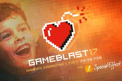Game and SpecialEffect reveal details of GameBlast 2017