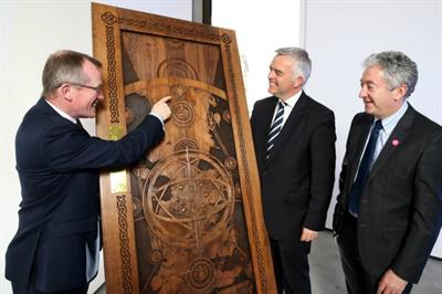 Tourism Ireland to unveil 10 carved Game of Thrones doors
