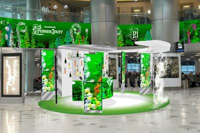 Global: Perrier-Jouët unveils 'Garden of Wonder' in Miami