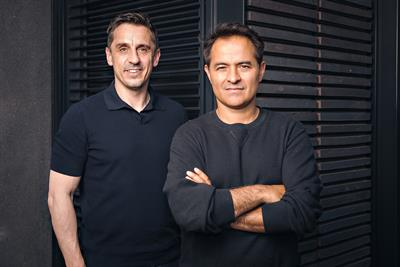 New home for Gary Neville's agency as Miroma SET opens for business
