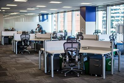 Empty offices do not need to mean empty office culture