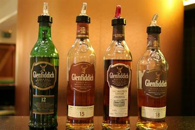 Glenfiddich to host whisky construction workshop