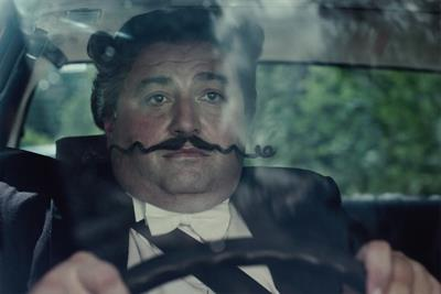 Gio Compario doesn't sing any opera in GoCompare's debut ad by Droga5