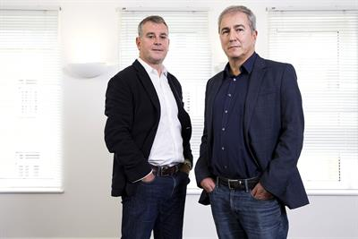 Steve Goodman and Peter Thomson launch specialist press-buying agency