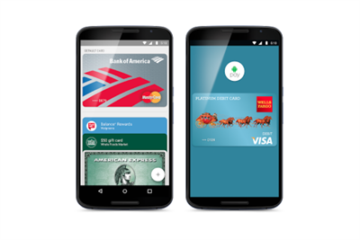 Breakfast Briefing: Android Pay, Lidl's London plans & Lloyds Premier customer data 'stolen'