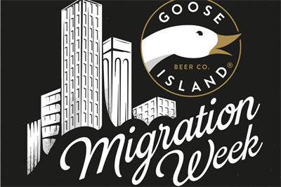 Goose Island to host beer-themed event series