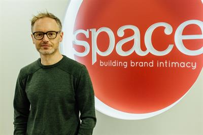 Greg McAlinden joins Space as creative director