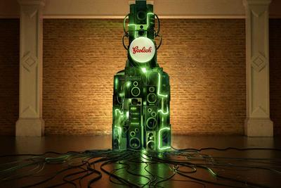 Schtop drinking! Revisit top Grolsch ads as Dutch lager exits UK