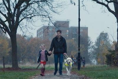 Guide Dogs shifts marketing strategy with 'people-first' campaign