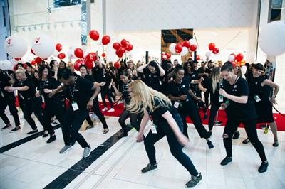 Exclusive: Behind the scenes: H&M's new Westfield store