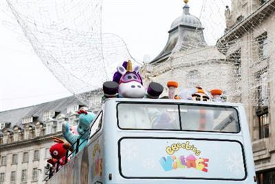 Hamleys to host toy parade along Regent Street