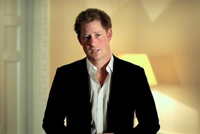 Prince Harry and celebs share their secrets for World Aids Day campaign