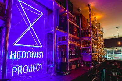 In pictures: Inside The Hedonist Project's roating bar with Diageo