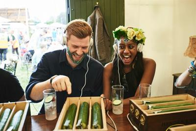 In pictures: Hendrick's P.L.A.N.T experience