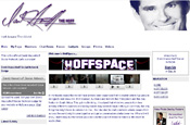 Hasselhoff ditches MySpace to launch Hoffspace