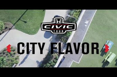 Global: Honda unveils food experience as part of Civic Tour series