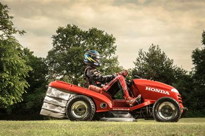 Honda activates at RHS Hampton Court Palace Flower Show