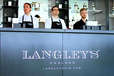 Langley's No.8 extends partnership with Rolls-Royce
