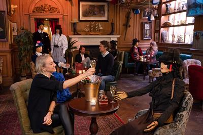 Mr Fogg's and Cahoots bars plan socially distanced experiences