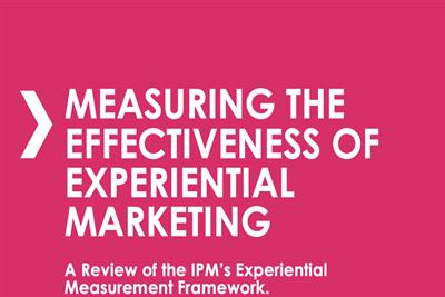 IPM reveals how experiential can deliver commercial returns