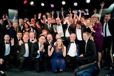 ITV and Manning Gottlieb OMD win big at Media Week Awards