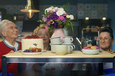 Ikea turns knitting party into enchanted fairground in new product-focused campaign