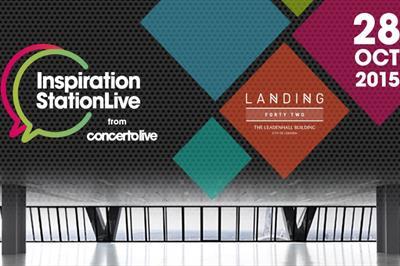 Concerto Live to host Inspiration Station Live